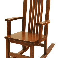 Rocking Chairs For Toddlers Canada Office Guest Child 39s Royal Mission Rocker Amish Direct Furniture
