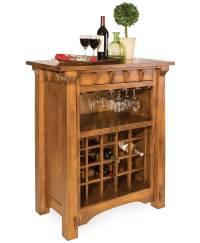 Manitoba Wine Cabinet - Amish Direct Furniture