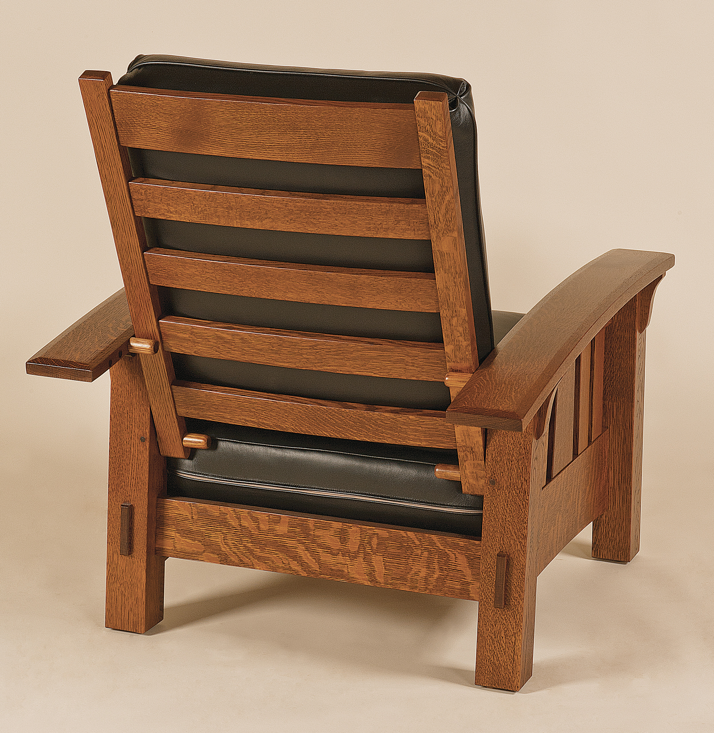 Morris Chairs Mccoy Morris Chair Amish Direct Furniture