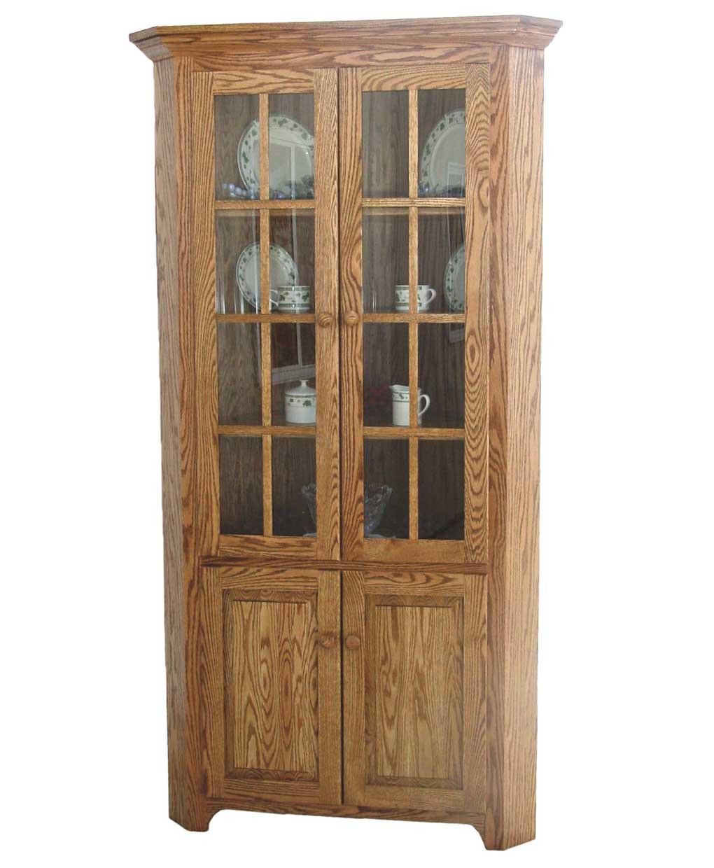 Shaker Corner Cabinet