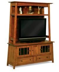Colbran Media TV Entertainment Center - Amish Direct Furniture