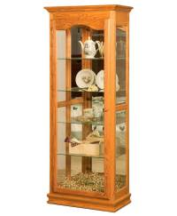 Heritage Curio Cabinet - Amish Direct Furniture