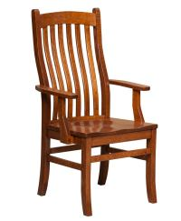 Arts and Crafts Dining Chair - Amish Direct Furniture