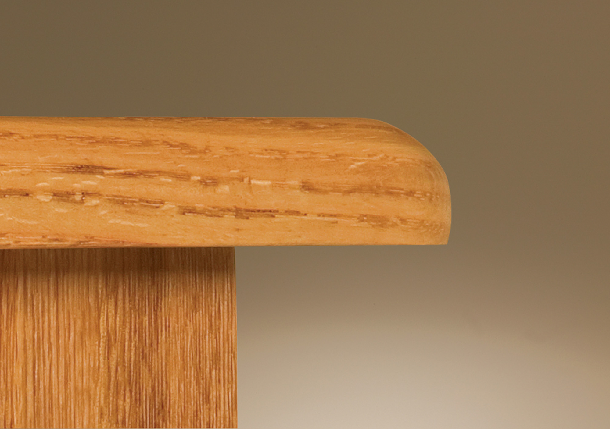 Table Edge Styles  Amish Direct Furniture