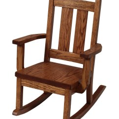 Types Of Rocking Chairs Cheap Table And For Sale Aspen Delta Child's Rocker - Amish Direct Furniture