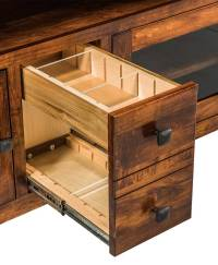 Vanderbilt TV Stand - Amish Direct Furniture