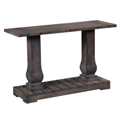 Amish Built Sofa Tables How To Clean Velvet Cushions Architecture Home Design Table Madison Bow Oak Thesofa