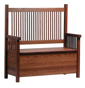 061 Mission Deacon's Bench