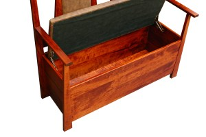 Country Classic Collection 251 Craftsmen Deacon's Bench Storage