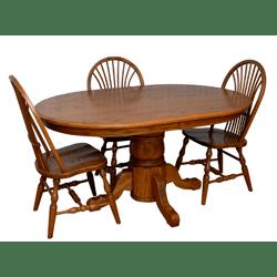Single Pedestal Dining