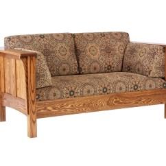 Shaker Style Sofa Plans L Shaped Designs In Kenya Amish Furniture Designed
