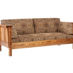 Amish Built Sofa Tables Small Living Room Sofas Shaker Furniture Designed