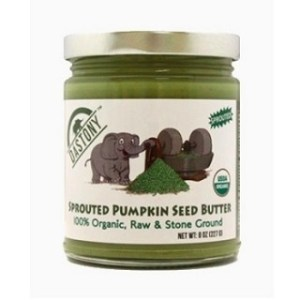DaSTONY Sprouted Pumpkin Seed Butter DaSTONY Organic Raw Sprouted Pumpkin Seed Butter