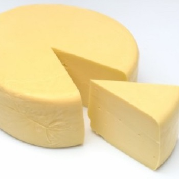 Grass fed Raw Jersey milk cheddar