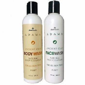 face and body wash