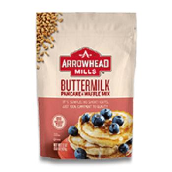 Arrowhead mills buttermilk