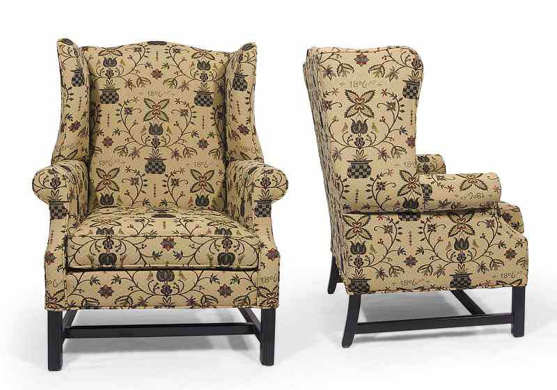Fabric Accent Chairs Arms