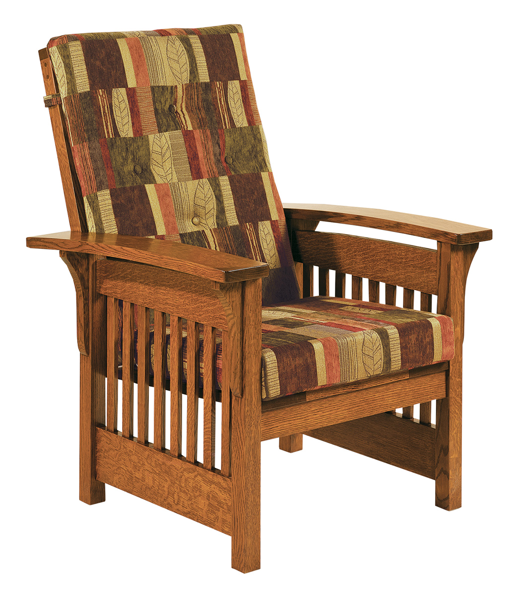 Mission Style Recliner Chair Mission Style Living Room Furniture Amish Outlet Store