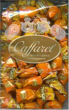 Caffarel Frizzanti Italian Hard Candy Spicchi Fruit