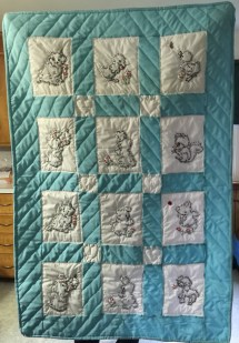 Amish Handmade Quilts Baby And Adult Quillows Pillows