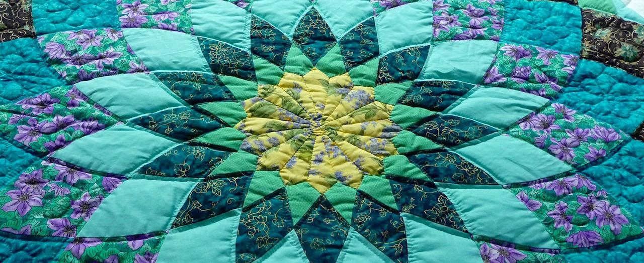 Handmade Patchwork Quilts Sale