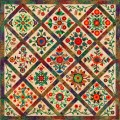 The rose of sharon project through the eyes of a quilter