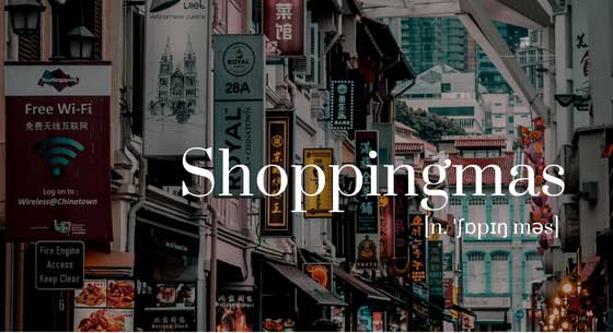 Shoppingmas- The Future of Consumers