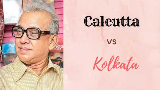 Kolkata vs Kolkata History of Bengali Language Pabitra Sarkar