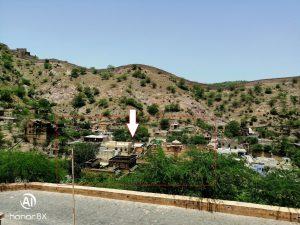 Jodhabai's home