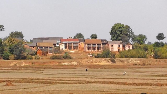 Village du district d'Ambatolampy