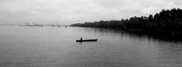 Kerela backwaters, India-2