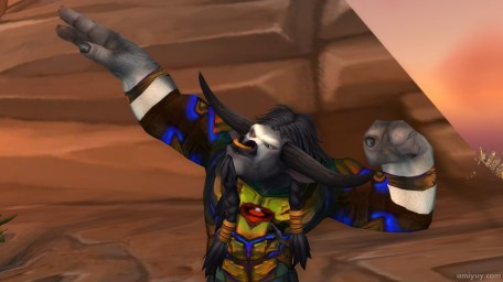 Tauren Male Flex