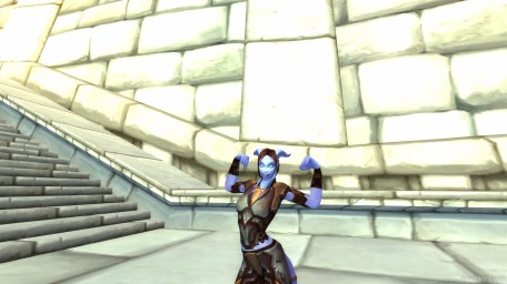 Draenei Female Flex
