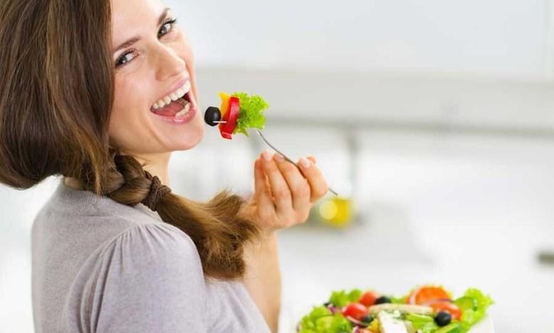 أفضل أنواع الرجيم لإنقاص الوزن بدون رياضة