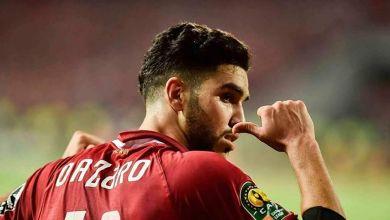 Photo of نادي الأهلي يتبرأ من عصيان المغربي أزارو .. وفريق إماراتي يراقب الأمور