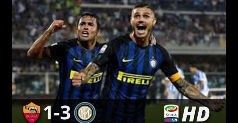 Photo of أهداف مباراة روما وانتر ميلان – Goals Roma vs Inter Milan