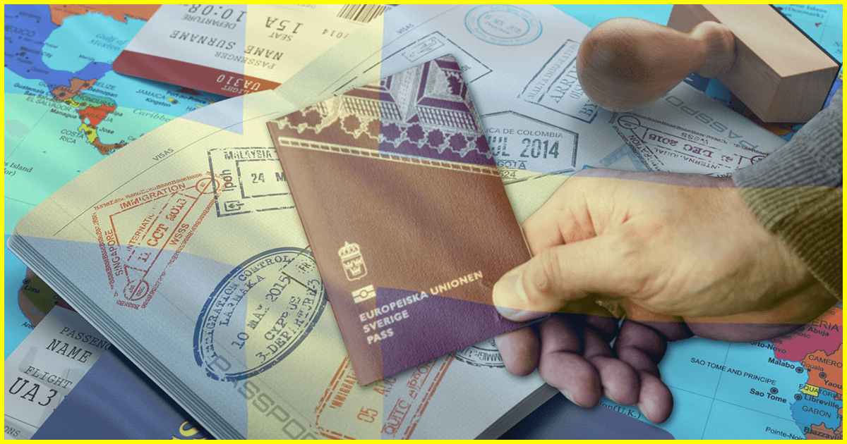 الهجرة إلى السويد