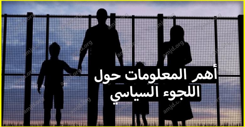 اللجوء السياسي .. متى يحق للشخص طلب اللجوء؟ وماهي أبرز شروطه؟