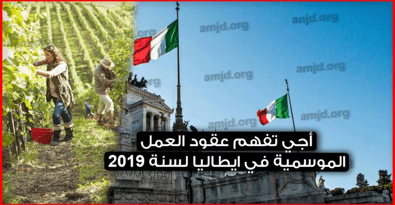 أجي-تفهم-عقود-العمل-الموسمية-في-ايطاليا-2019-وعلاقتها-بقانون-فلوسي---Decreto-flussi