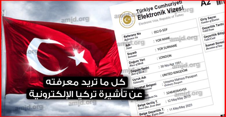 فيزا تركيا كل ما تريد معرفته عن تأشيرة تركيا لكافة الدول