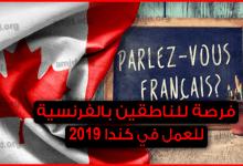 Photo of الهجرة لكندا 2019 .. مرة أخرى فرصة كبيرة للناطقين بالفرنسية للعمل في مناطق جديدة من غير كيبيك