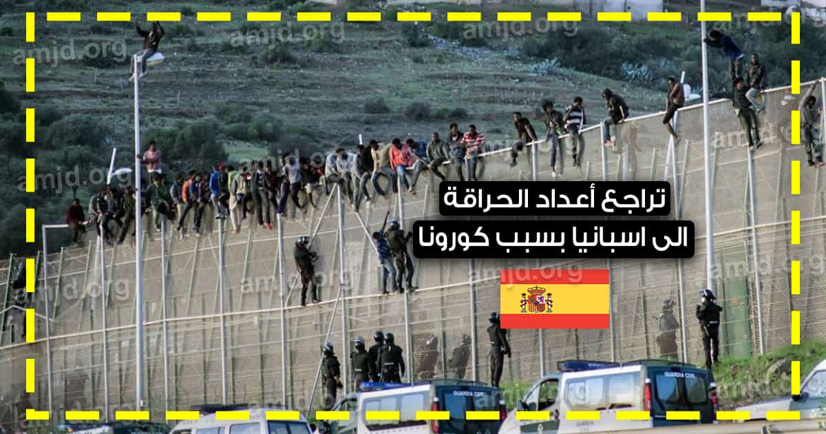 الهجرة السرية الى اسبانيا