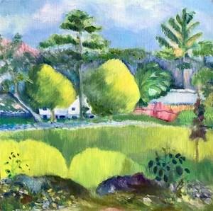 Reproduction peinture de Paul Gauguin