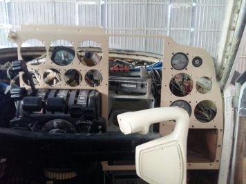 ZS-LAX panel install