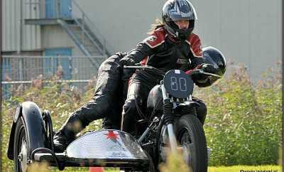 race Ural, Dnepr