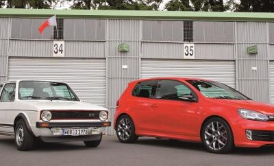 VW Golf: live begins at 40