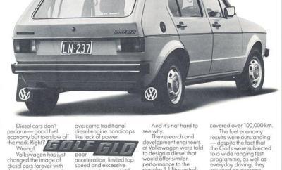 In AMK nummer twee staat het verhaal over een Golf DLD die gekoesterd en geknuffeld wordt. De auto is uit principie