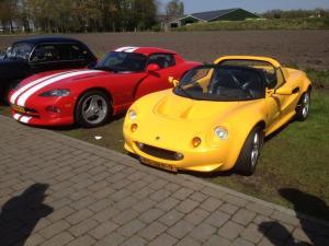 Oldtimers - Auto Motor Klassiek