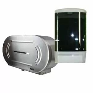 Soap Dispensers - Paper Dispensers