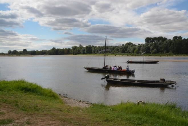 Die Langsamkeit der Loire erspüren